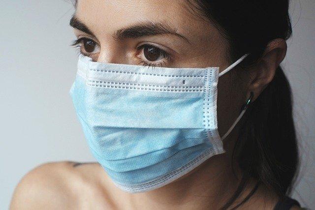 Χειρουργική μάσκα για προστασία από τον Κορωνοϊό