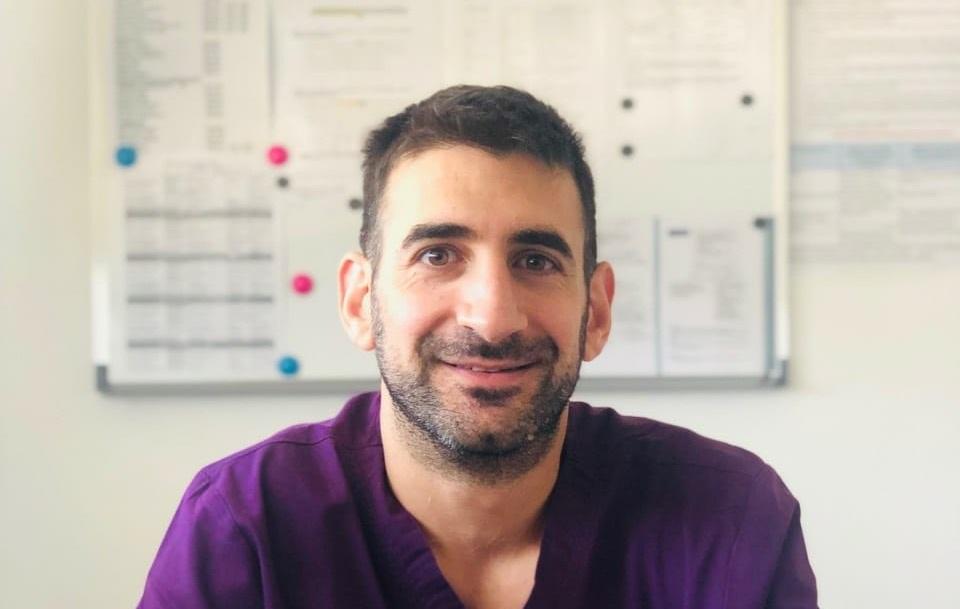 Δρ Κωνσταντίνος Χριστοδουλίδης, Παιδίατρος ΓεΣΥ