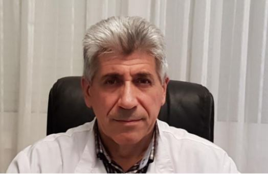 Δρ Γεώργιος Δράκου, Πνευμονολόγος