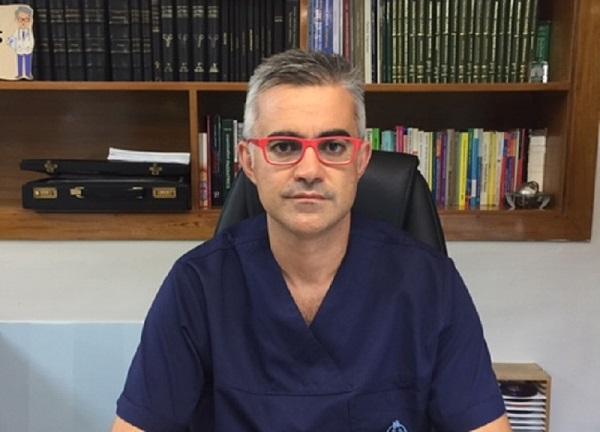 Δρ Δήμος Γίδαρης
