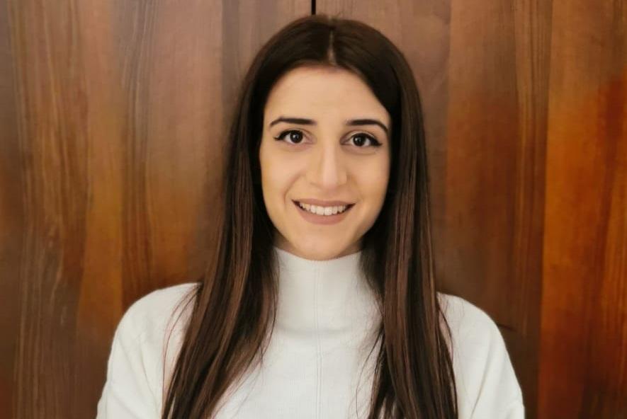 Ραφαέλλα Παπαγεωργίου, Φυσικοθεραπεύτρια