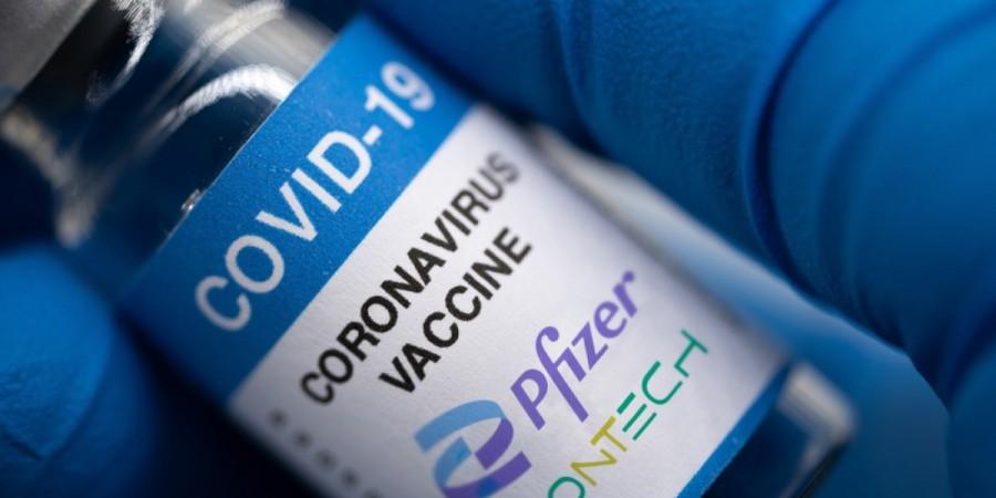 Εμβολιασμός με Pfizer